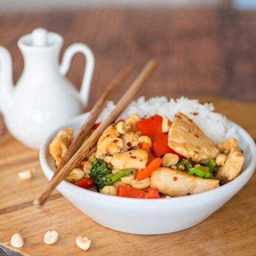 Kung Pao Chicken Recipe, Just Like Panda Express But Better!