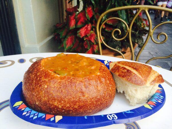 Soup Bread Bowls
