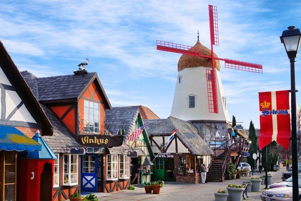 Things to do in Solvang, California