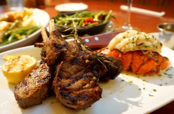 brio tuscan grille lamb