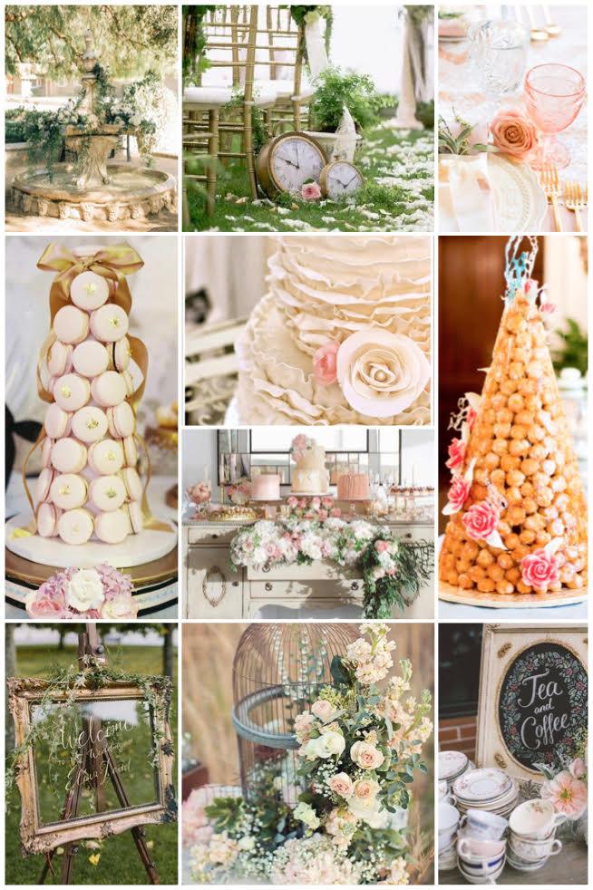Deciding Your Wedding Inspiration, Theme, & Colors