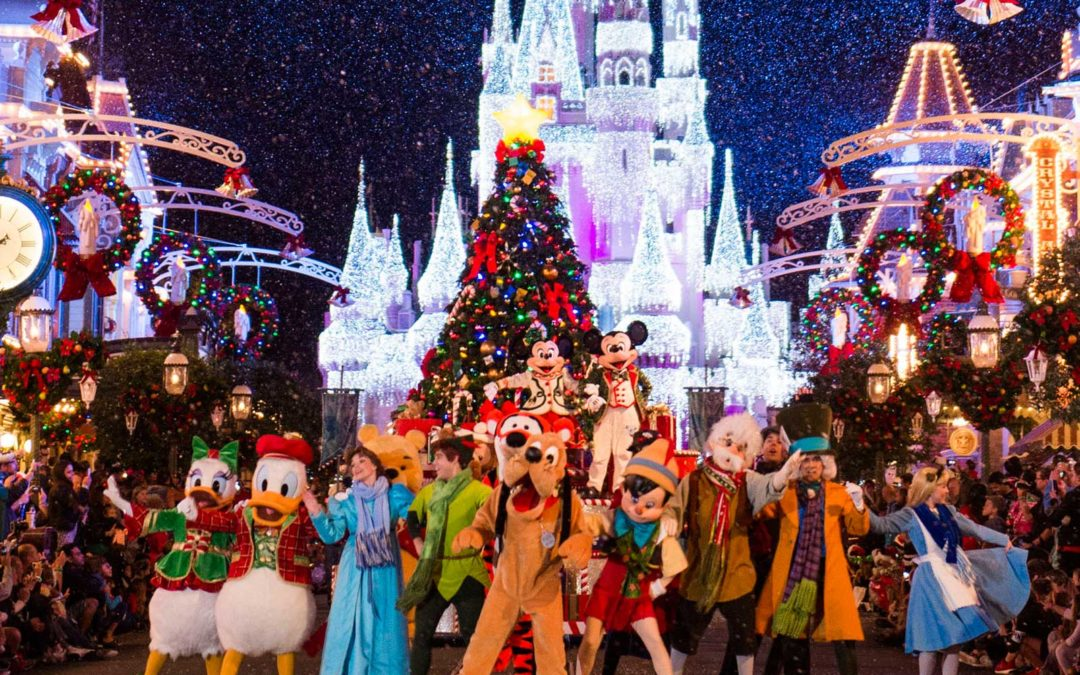 Top 5 Orange County Holiday Events in 2016