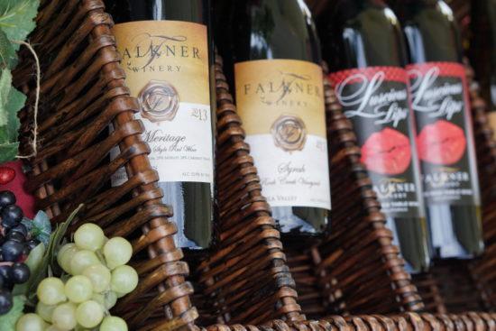 faulkner winery