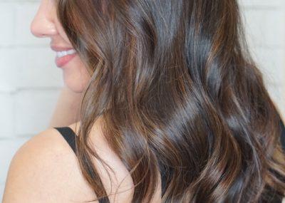thin fine hair tips