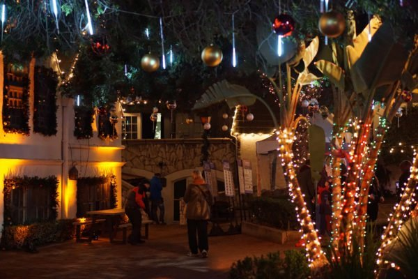 There is a Land of Christmas Fun and Amazement at The Queen Mary's Chill 1