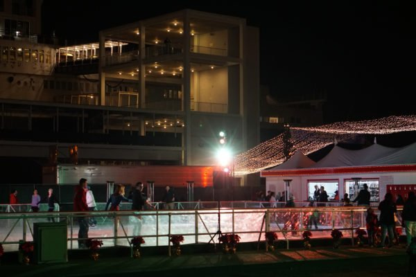 There is a Land of Christmas Fun and Amazement at The Queen Mary's Chill 2