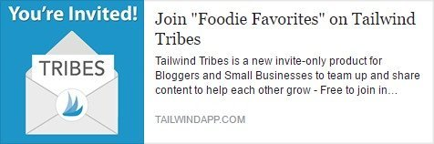 Why You Should Start Using Tailwind Pinterest Tribes to Grow Your Blog 4