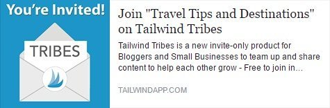 tailwind travel tribe