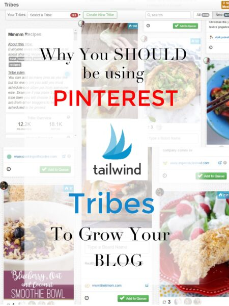 tailwind bloggers