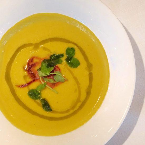 Oak Grill Beet Soup