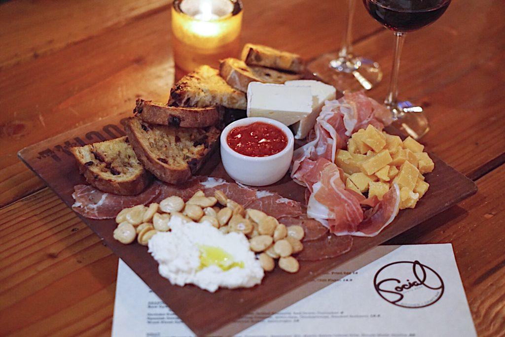 SOCIAL Costa Mesa Revamps Their Menu Just In Time for OC Restaurant Week 1