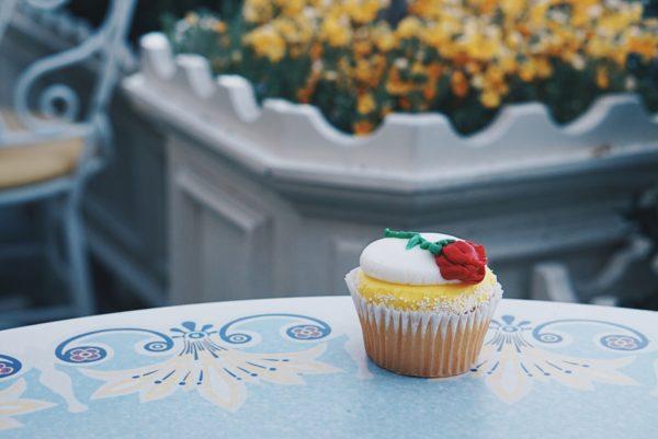 beautybeast cupcake