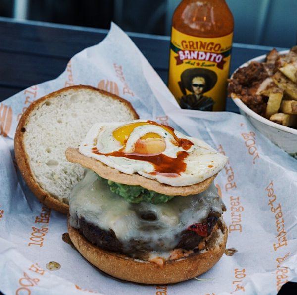burger parlor bandito