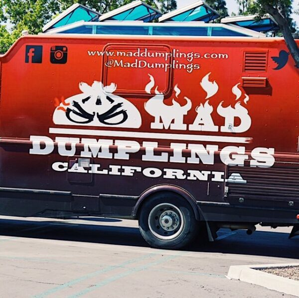 Learn How to Make Mad Dumplings from the O.C. Food Truck Masters 1