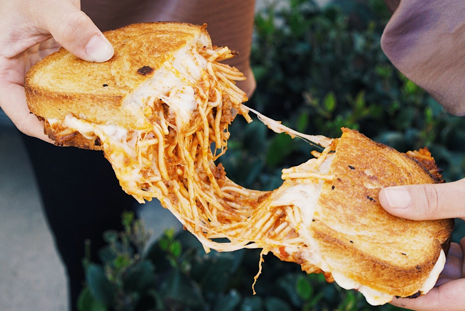 Foodies are Going Crazy Over This Sandwich for National Grilled Cheese Day!