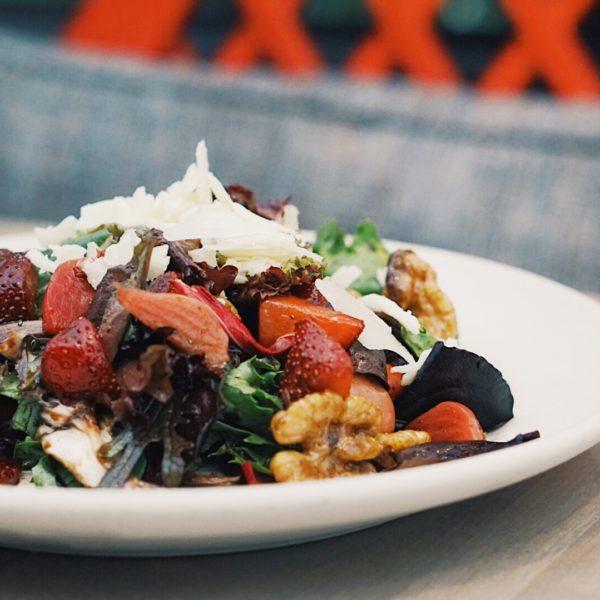 fivecrowns salad