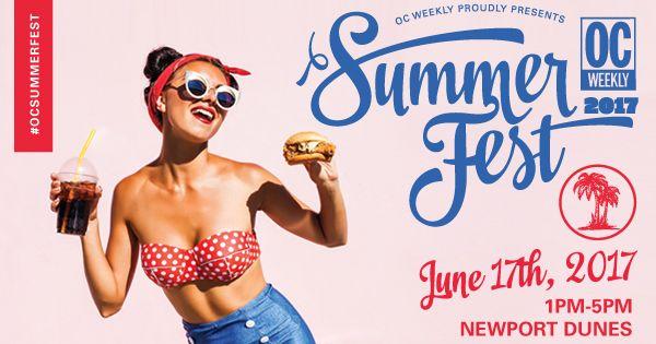 oc summerfest 2017