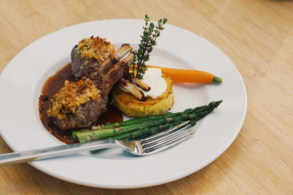 back bay bistro lamb