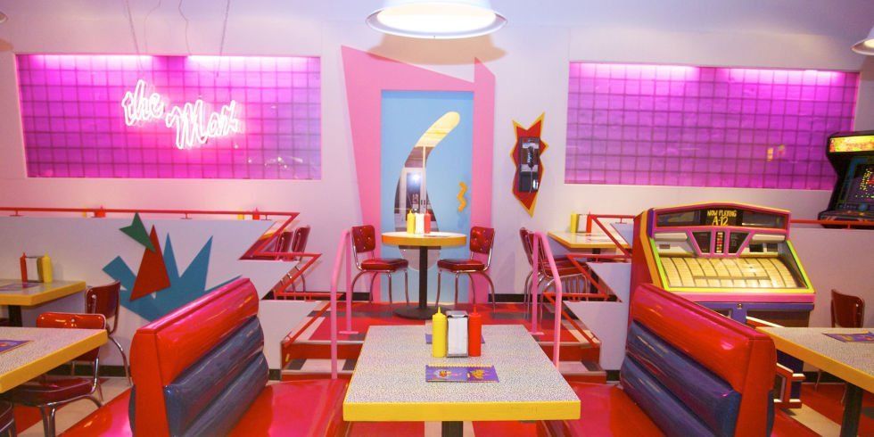 I'm so excited, I'm so excited…for the New Saved By The Bell Pop-Up Restaurant in LA!