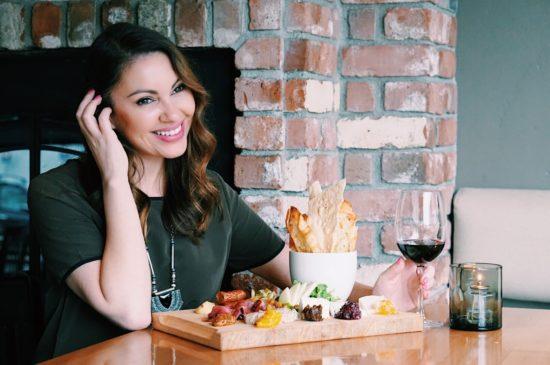 sondra barker food blogger