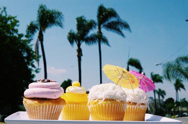 pattys cupcakes pinacolada