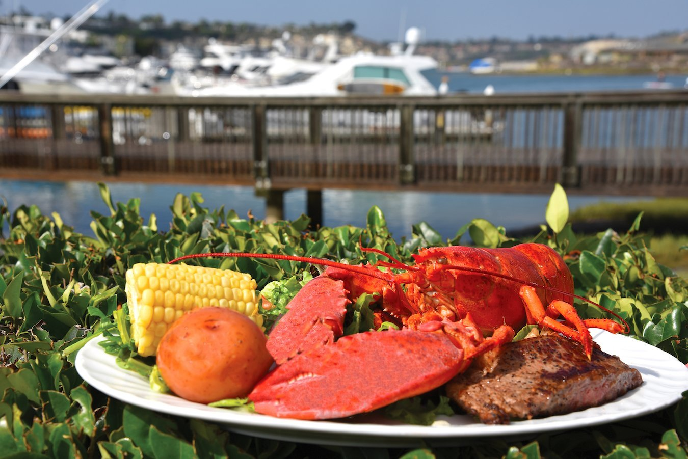 Celebrate National Lobster Day with Tickets to Lobsterfest in Newport Beach!
