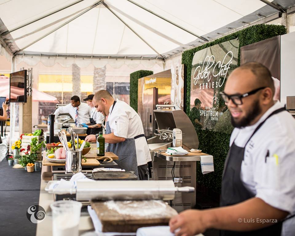 The Pacific Wine & Food Classic Just Released it's Culinary Line-Up and It's Epic!