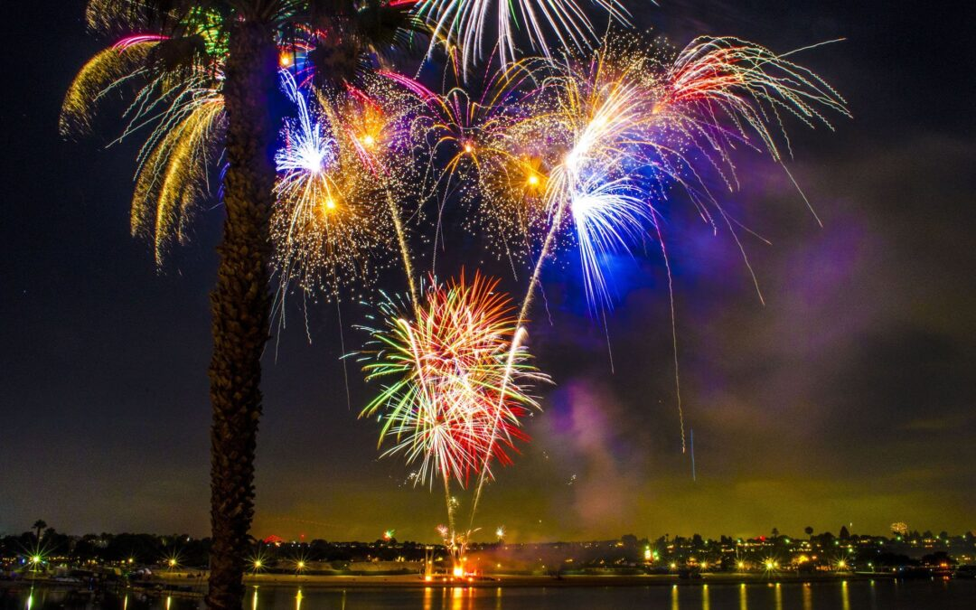 View Spectacular July 4th Fireworks at These 5 Orange County Restaurants