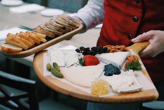 fivecrowns cheese board