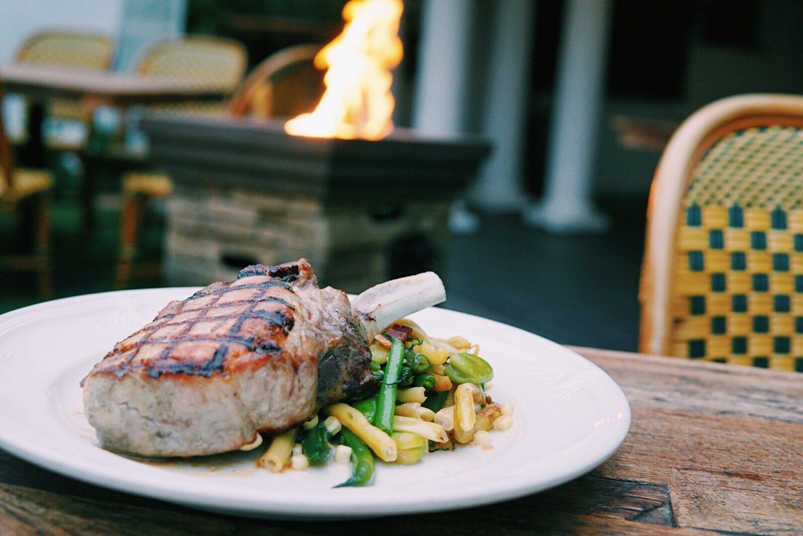 First Glance: Five Crowns Debuts a Delicious Summer Menu with their New Executive Chef