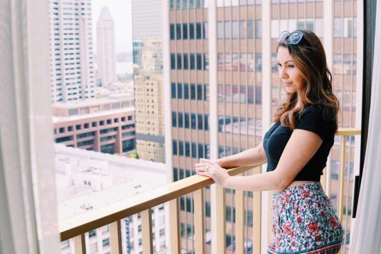 westgate hotel view