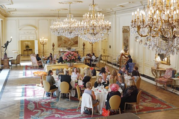 Trending: Is a Fancy English Afternoon Tea the New Brunch? 4