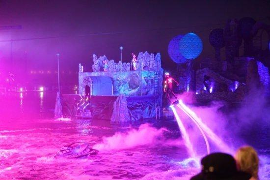 electric ocean seaworld