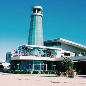 Lighthouse Bayview Cafe Just Might Be The Coolest Looking Restaurant in Orange County!