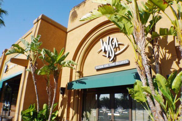 Wasa Sushi Newport Beach