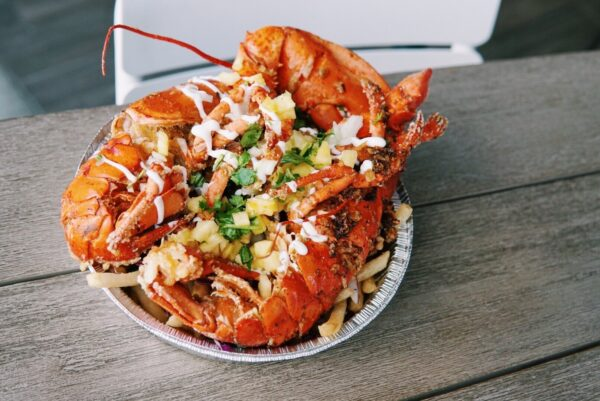 Dos Chinos Lobster Fries