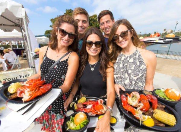 Lobsterfest - Newport Dunes - 1