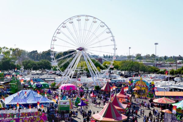 A Gallery of all the Fun & Food from This Years OC Fair Visit 1