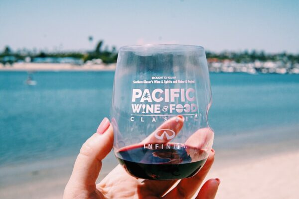 pacific wine and food