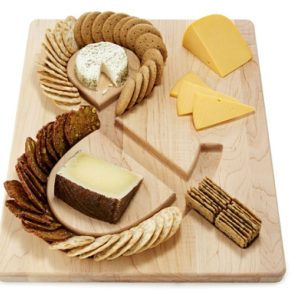 cheese charcuterie board