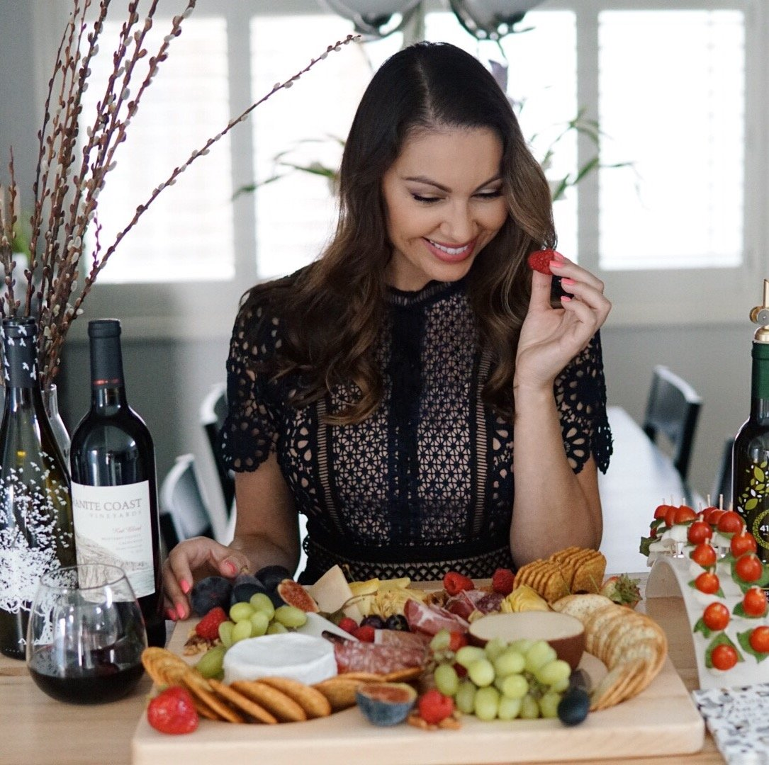 Plan the Perfect Wine Party with Cheese & Charcuterie Board Tips