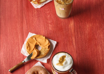 Dunkin Donuts Introduces Their New Fall Menu and It Looks Delicious! 4