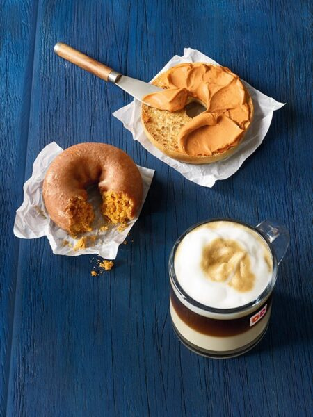 Dunkin Donuts Introduces Their New Fall Menu and It Looks Delicious! 1