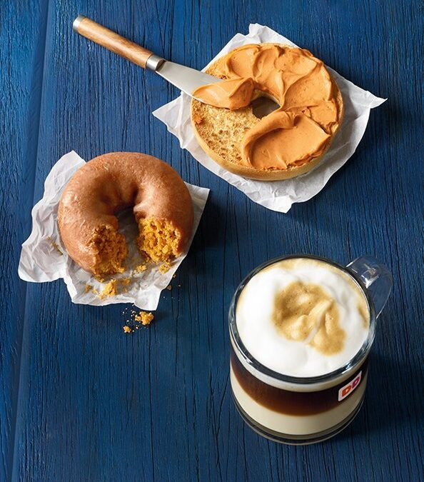 Dunkin Donuts Introduces Their New Fall Menu and It Looks Delicious!