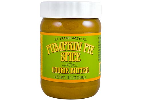 pumpkin pie spice cookie butter