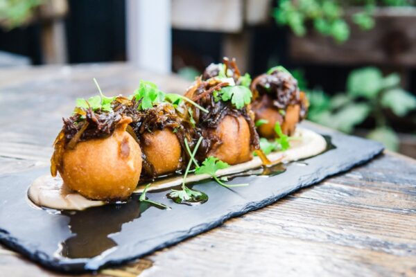 restauration oxtail donuts