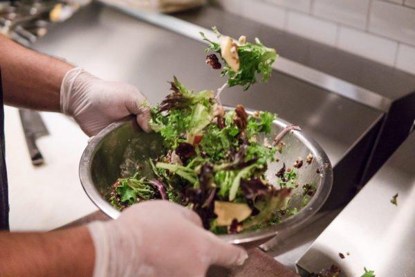 wine county salad toss