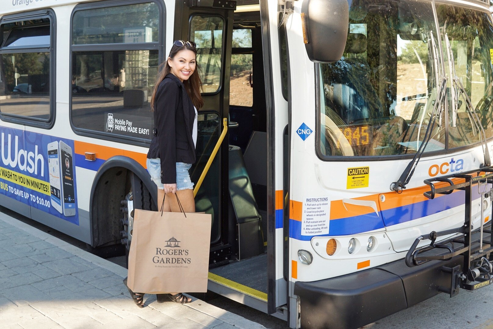 Follow Me On A Foodie Adventure Taking The OCBus