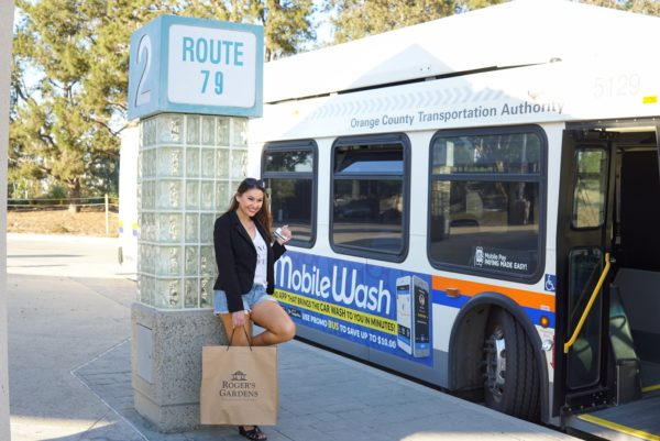 Follow Me On A Foodie Adventure Taking The OCBus 1