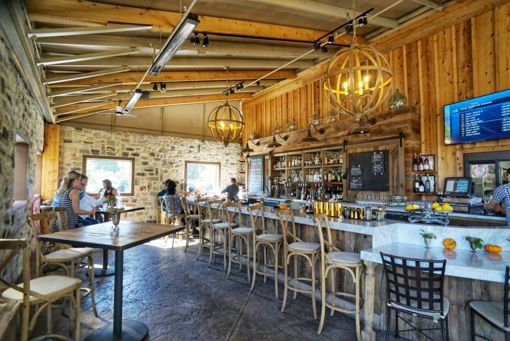 Farmhouse Restaurant Bar